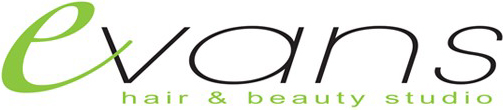 Evans Hair & Beauty, Logo